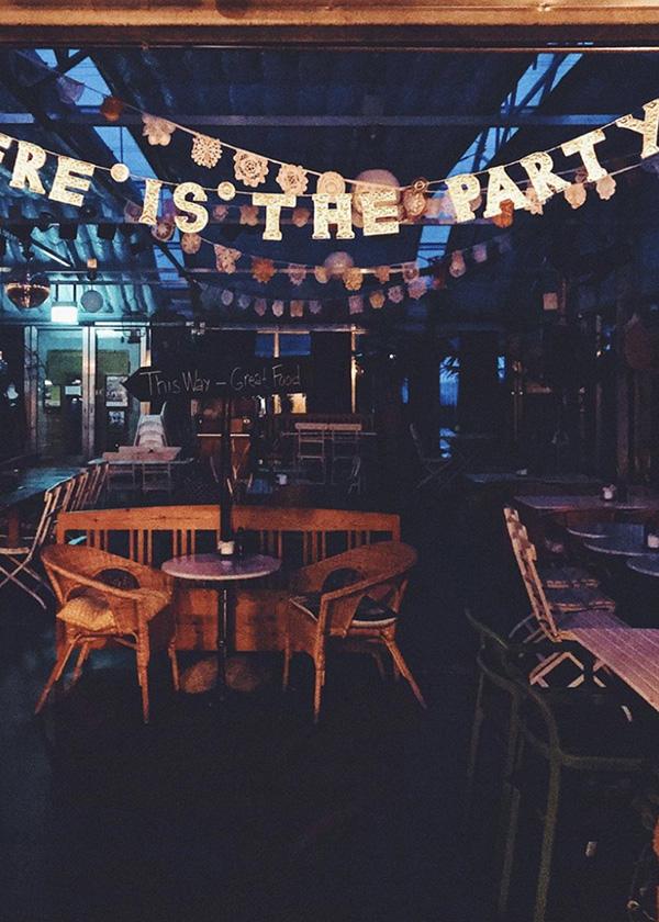 Catering och fest